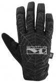 Rękawiczki rowerowe M-Wave pełne gel spiderweb M