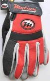 Rękawiczki motion pełne s/m czerwone