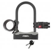 Zamknięcie m-wave  u-lock b & s czarne ( produkt na zamówienie )