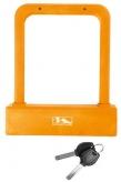 Zamknięcie M-wave  u-lock b 205 silikon pomarańczowe