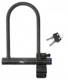 Zamknięcie m-wave  u-lock b 245 czarne ( produkt na zamówienie )