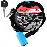 Zamknięcie prox enduro5 4x1100 mm. niebieskie kluczyk łańcuchowe