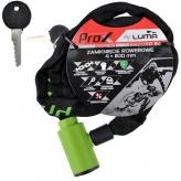 Zamknięcie prox enduro5 4x1100 mm. zielone kluczyk łańcuchowe