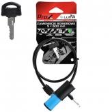 Zamknięcie prox pętla 5x600 mm. niebieskie kluczyk