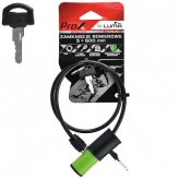 Zamknięcie prox pętla 5x600 mm. zielone kluczyk