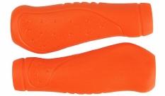 """Chwyty kierownicy ATB ,,ergo"""" komfort 125 mm pomarańczowe"""