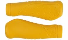 """Chwyty kierownicy ATB ,,ergo"""" komfort 125 mm żółte"""