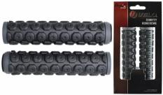 Chwyty Velo Prox 130mm szaro/czarne GEL
