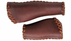 Chwyty Velo Prox 140/95mm brązowe ergo