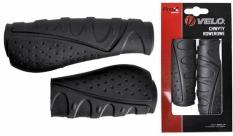 Chwyty Velo Prox 130/92mm czarne Comfort GEL