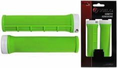 Chwyty Velo Prox 132mm zielone skręcane