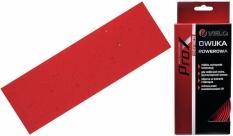 Owijka kierownicy Velo Prox korkowa czerwona