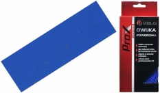 Owijka kierownicy Velo Prox korkowa niebieska