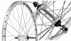 Koło rowerowe przednie 26 Swift stożek QR