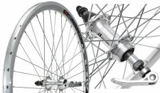 Koło rowerowe tylne 26 Swift stożek wolnobieg QR
