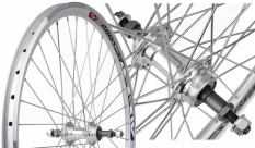 Koło rowerowe tylne 26 MTB Swift stożek wolnobieg