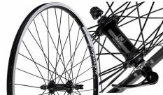 """Koło rowerowe przednie 26"""" Alexrims  ACE18 czarne"""