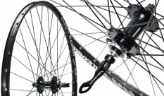 """Koło rowerowe przednie 27,5"""" Alexrims MD21 czarne"""