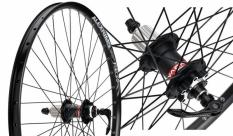 """Koło rowerowe tylne 27,5"""" Alexrims FR30 czarne"""