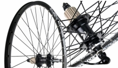 Koło rowerowe tylne 28/29 Alexrims MD 21 Novatec d042sb tarcza