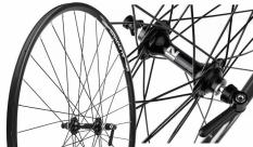 Koło rowerowe przednie Alexrims R450 700 czarne
