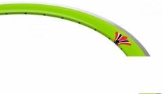 Obręcz 700 fix swift j14 dt stożek 50mm zieleń traw 36 otw.