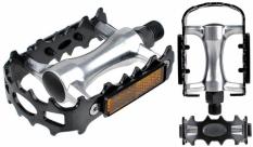 Pedały vp - 519a  aluminiowe oś boronowa (box)