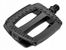 Pedały vp - 571 plastikowe czarne oś boronowa (box)