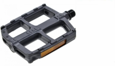 Pedały vpe - 899 plastikowe czarne oś boronowa seria prox