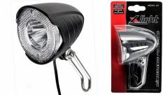 Lampka rowerowa przednia X-light dynamo xc-110c