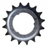 Zębatka rowerowa ilość zębów 16 do roweru z piastą