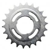 Zębatka ilość zębów 22 do roweru z piastą