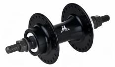 Piasta tył Joytech BMX czarna 48H Czarny