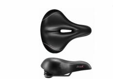 Siodełko rowerowe Velo Prox vl-6115e czarne