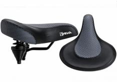 Siodełko rowerowe Velo Prox  vl-8088 czarne