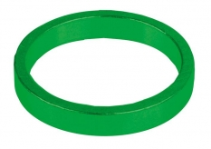 Podkładka dystansowa M-Wave ahead 5mm zielona