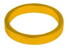 Podkładka dystansowa M-Wave ahead 5mm złota