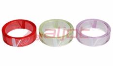 Podkładka dystansowa vp ahead 10mm polykarbon czerwona