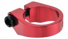 Obejma z imbusem alu czerwona 29.8mm