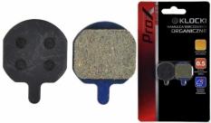 Klocki hamulca tarczowego Prox organiczne Hayes Sole, mx2,mx3, Promax dsk-810