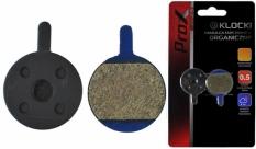 Klocki hamulca tarczowego prox organiczne promax dsk-400/ds-601j, xnine