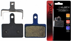 Klocki hamulca tarczowego prox organiczne shimano deore m525/m515/m475/c501/c60 tektro auriga