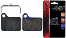 Klocki hamulca tarczowego prox organiczne shimano deore m555 /c900/901/nexave