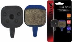 Klocki hamulca tarczowego prox organiczne tektro mechaniczne