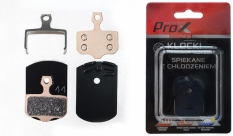 Klocki hamulca tarczowego prox spiek/radiator avid db, elixir
