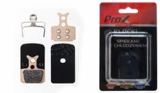 Klocki hamulca tarczowego prox spiek/radiator formula mega one, r1, rx, ro
