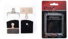 Klocki hamulca tarczowego prox spiek/radiator shimano xtr 2011