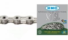 """Łańcuch rowerowy KMC X11SL 1/2""""x11/128"""" 118 ogniw 11-rz."""