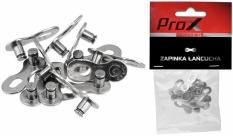 Spinka łańcucha Prox 11 rz .automat srebrna 6szt