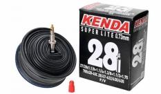 Dętka rowerowa Kenda 700x28-45c FV  super lite